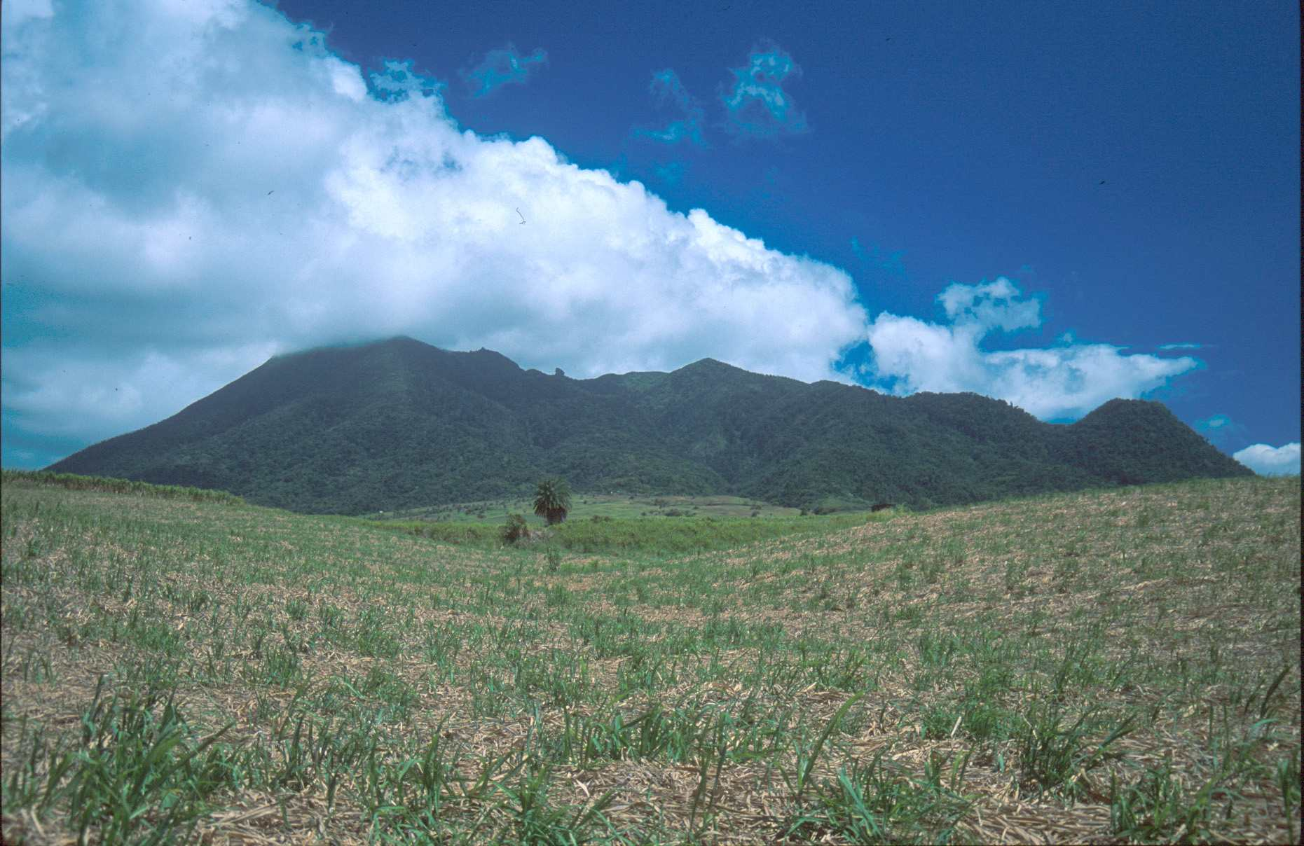 St. Kitts Volcanic Hazard Assessment
