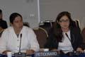 Público en la audiencia sobre Derechos reproductivos de las mujeres en las Américas