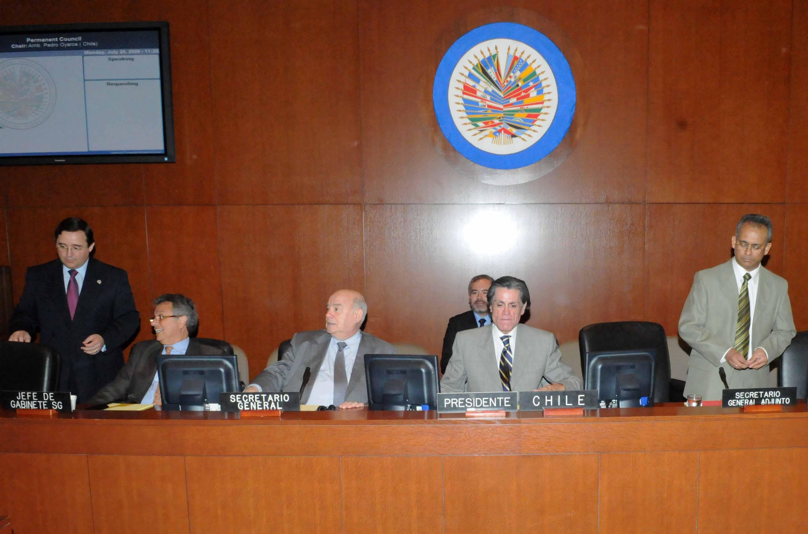 ¿La OEA está en crisis económica por falta de presupuesto?