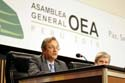 Second Plenary Session of the 40th OAS General Assembly