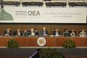 Fourth plenary session of the 40th OAS General Assembly