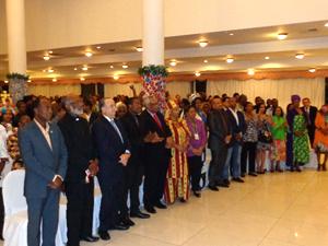 Primera Pre Cumbre Mundial de Afrodescendientes