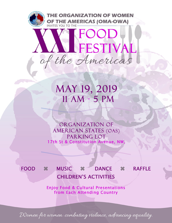 Food Festival of the Americas 2019