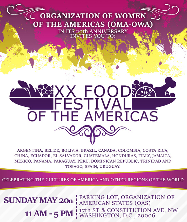Food Festival of the Americas 2018