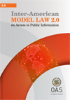 Inter-American Model Law 2.0 on Access to Public Information