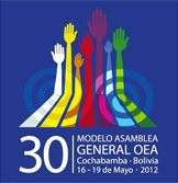 Thirtieth Model OAS General Assembly for universities of the Hemisphere