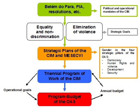 Oas : Cim : Work Plan