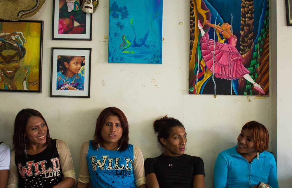 """Photo: Duiren Wagua Lopez, Concurso Mujeres en Igualdad """"Género y diversidad sexual"""""""