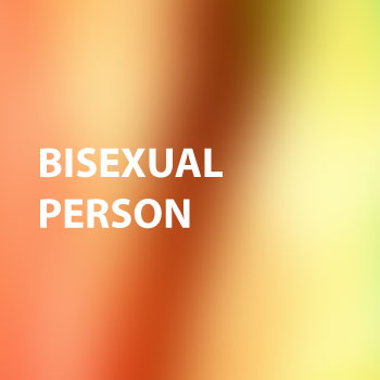 Bisexual Person