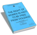 The Right of Women in Haiti to Be Free from Violence and Discrimination
