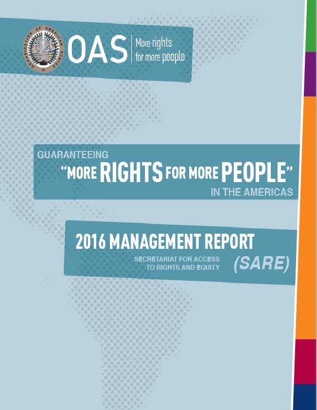 SARE 2016 Management Report