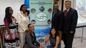 Making Saint Lucia Enterprising