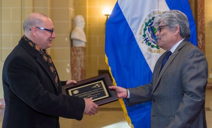 El Salvador, New Chariman of the OAS Inter-American Council for Integral Development