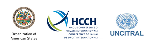 Department's Recent Collaborative Activities in Private International Law – Hague Conference and UNCITRAL