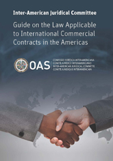 Guide on the Law Applicable to International Commercial Contracts in the Americas