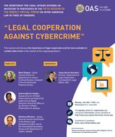 "Virtual Forum:""Legal Cooperation against Cybercrime"""