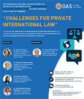 """Virtual Forum:""""Challenges for Private International Law"""""""