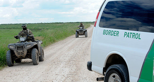 IACHR Visits Southern Border of United States
