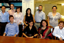 IACHR interns, summer 2011