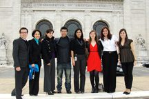 IACHR interns, winter 2011