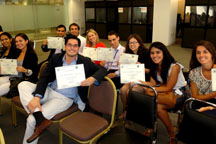 IACHR interns, August 2012