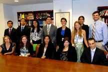 IACHR interns, June 2012