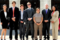 IACHR Fellows 2011 to 2012