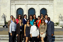IACHR interns, September 2012
