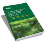 El derecho de acceso a la información pública en las Américas. Estándares Interamericanos y comparación de marcos legales (2012)