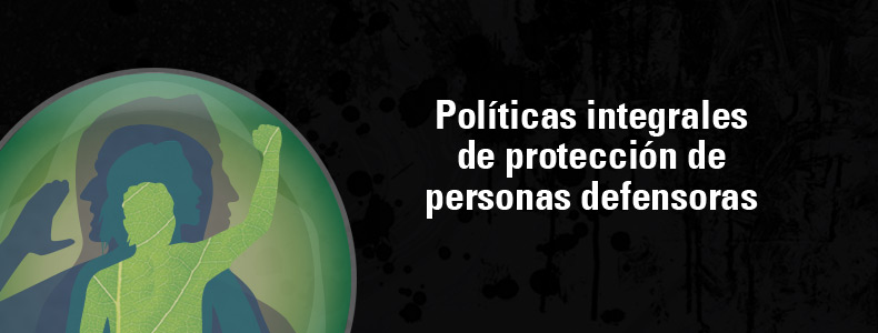Personas defensoras