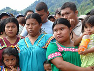 Rapporteur Dinah Shelton visits Indigenous communities in Panama