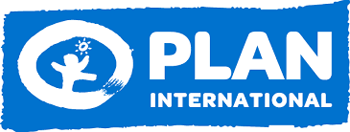 Logo de Plan International