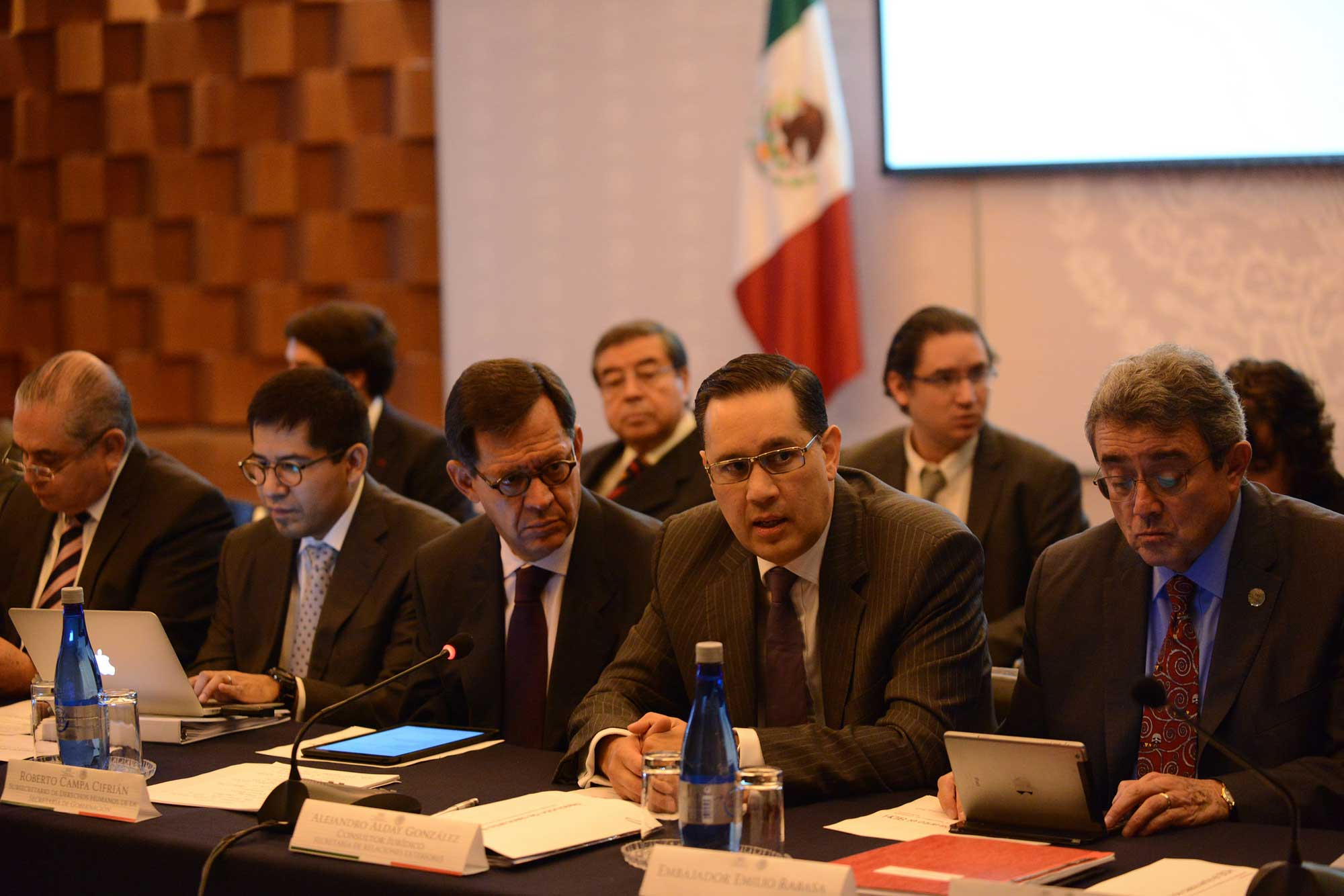 Mexico Hearing: Rights of Persons Deprived of Liberty and the Privatization of the Prison System in Mexico. 157 Perio of Sessions.