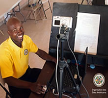 Modernization and integration of the Haitian civil registry system
