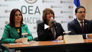 """Equipo MACCIH-OEA / UFECIC-MP presenta cuarto Caso de Investigación Penal Integrada: """"PANDORA"""""""