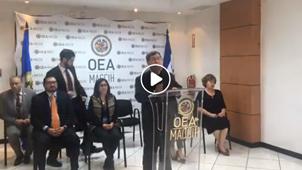 """Equipo MACCIH-OEA / UFECIC-MP presenta el sexto Caso de Investigación Penal Integrada: """"Caja chica del hermano"""""""
