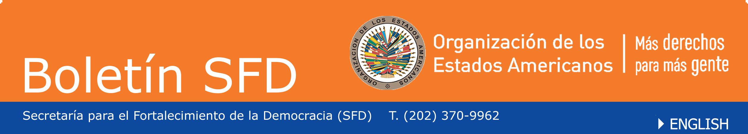 OAS :: SPA Newsletter