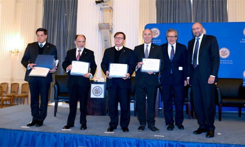 OAS Goodwill Ambassadors on Environmental Justice