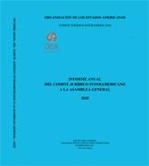 Informe Anual del Comité Jurídico Interamericano a la Asamblea General