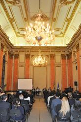 """Panel: """"La Organización de los Estados Americanos y la defensa de la democracia: orígenes y evolución"""""""
