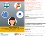 """Foro Virtual: """"Los Principios Actualizados sobre la Privacidad y la Protección de Datos Personales del CJI"""""""