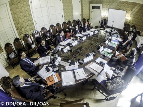 Octogésimo Noveno Período Ordinario de Sesiones del Comité Jurídico Interamericano
