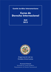 XLII Curso de Derecho Internacional (2015)