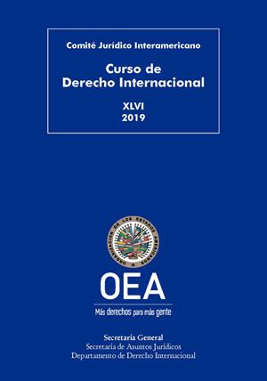 Nueva Publicación: XLVI Curso De Derecho Internacional