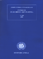 XXXII Curso de Derecho Internacional (2005)