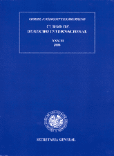 XXXIII Curso de Derecho Internacional (2006)