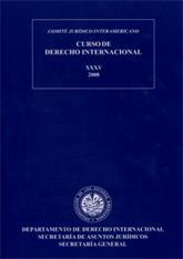 XXXV Curso de Derecho Internacional (2008)