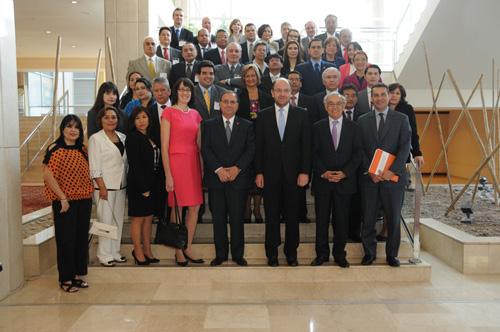 II Encuentro de Alto Nivel sobre el Rol de la Judicatura en el Arbitraje Comercial Internacional