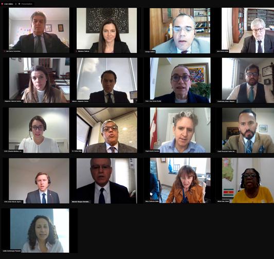 Departamento de Derecho Internacional participa en la presentación del III Informe Anual del Órgano Garante de Acceso a la Información Pública de la Ciudad de Buenos Aires