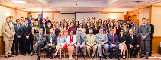 Curso de Derecho Internacional comienza en Río